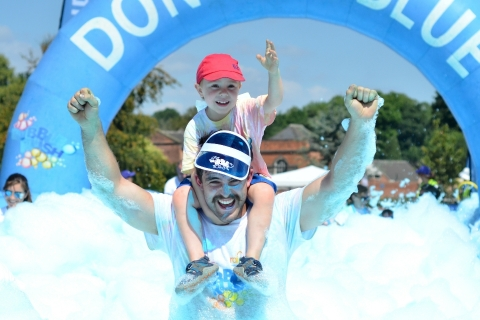 Nottingham Bubble Rush