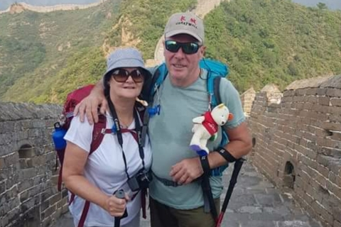 Rainbows CEO scales Great Wall of China and raises over £5,000