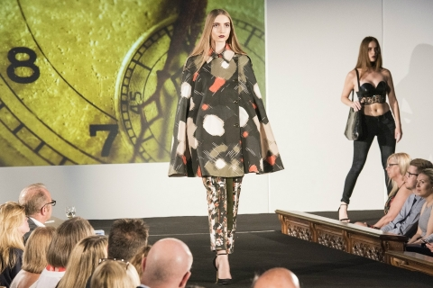 Glittering fashion awards to support hospice youngsters