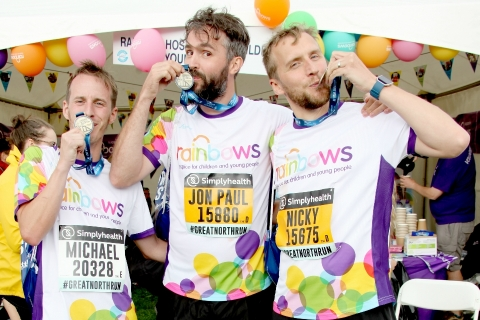 Great North Run 19