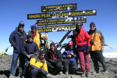 Kilimanjaro Trek 2020 for Rainbows Hospice for Children and Young People