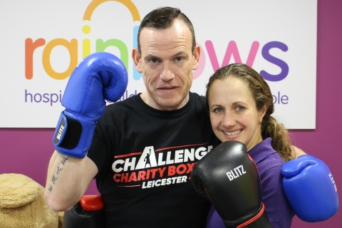 Charity Challenge Boxing for Rainbows