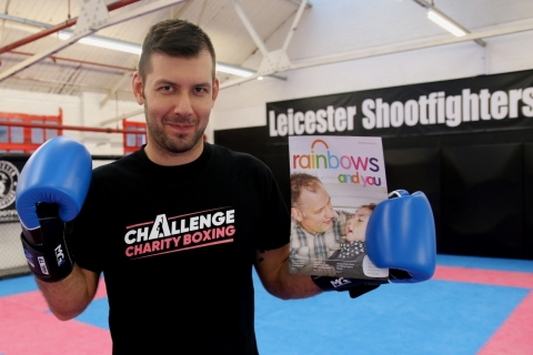 Rainbows Hospice Boxing Fundraiser