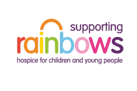 Supporting Rainbows Hospice logo
