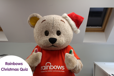Rainbows Christmas Quiz