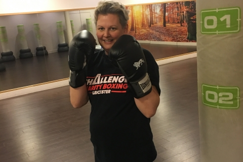 Challenge Charity Boxing