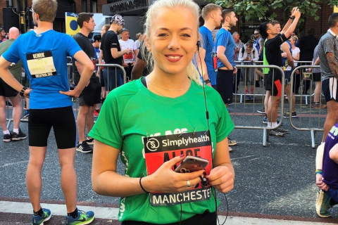 West Leake woman takes on seven half marathons in seven days for Rainbows