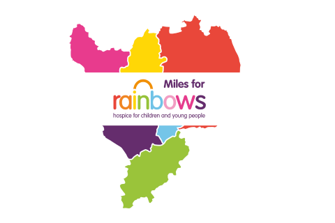 Miles for Rainbows map