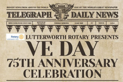VE Day 75th anniversary celebration
