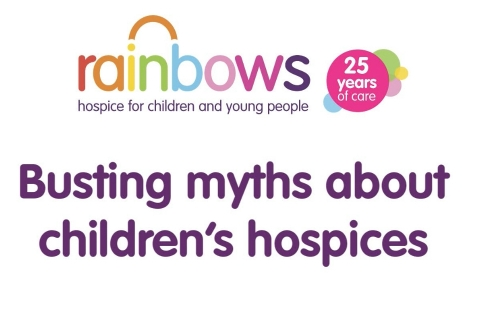 Busting the myths about children's hospices with Rainbows Hospice for Children and Young People