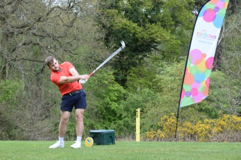 Leicester Golf Day 2020 for Rainbows Hospice for Children and Young People