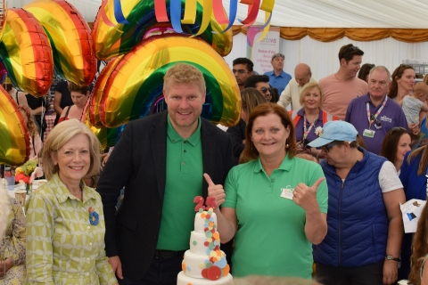 Open Day 2019 at Rainbows Hospice for Children and Young People