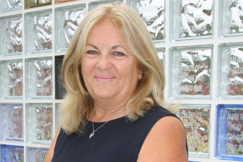 Di Postle from Rainbows Hospice for Children and Young People