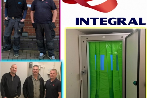 Integral supporting Rainbows Hospice
