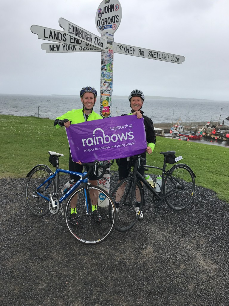 Lands End to John O Groats New