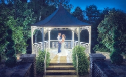 Stuart Wood Weddings / Pennyhill Park Weddings / Thom & Malisa Pagoda