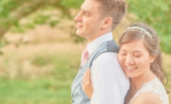 Stuart Wood Weddings / Pennyhill Park Weddings / Thom & Malisa Hug