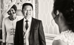 Stuart Wood Weddings / Pennyhill Park Weddings / Malisa & Thom / Dad Look