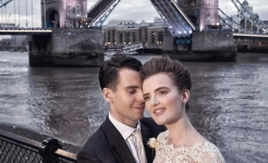 Stuart Wood Weddings / Suzie Turner Couture / Four Seasons Ten Trinity Square / Tower Bridge
