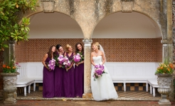 Stuart Wood Weddings / Four Seasons Weddings / Melissa & Girls
