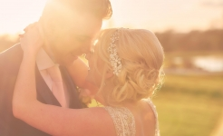 Stuart Wood Weddings / Emma and Ashley Sun Kiss / Horsley Lodge