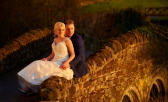Stuart Wood Weddings / Emma and Ashley Bridge/ Horsley Lodge