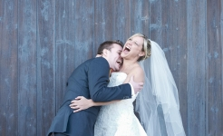 Jo & Lee  Laugh / Thrumpton Hall Wedding / Copyright  Stuart Wood 2013