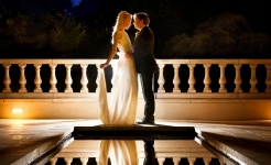 Stuart Wood Weddings / Coworth Park Weddings / Mike and Elena Pool