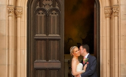 Stuart Wood Weddings / Hampton Manor / Tris & Rachael Arch
