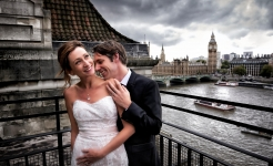 Stuart Wood Weddings / County Hall Hotel /  Big Ben