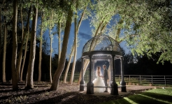 Stuart Wood Weddings / Craig & Rachel / West Mill Pagoda