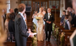 Stuart Wood Weddings / Sophie & Christian / Surrey Weddings / Church
