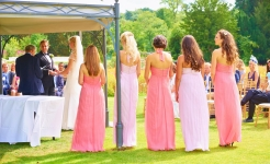 Stuart Wood Weddings / Coworth Park / Elena and Mike Service